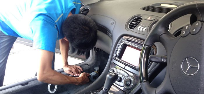 Car Interior Cleaning In Singapore And Detailing Services Alphakleen